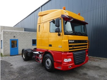 DAF XF 105 510 SPACECAB EURO 4 MANUEL/MANUAL - tractor unit