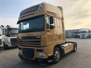 DAF XF 105.510 SSC  EEV, Retarder,manual Hydraulik - tractor unit