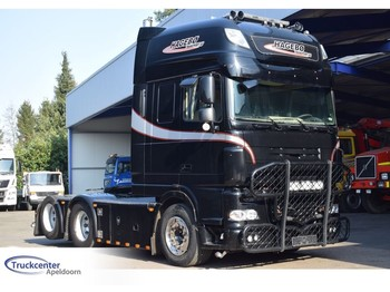 DAF XF 105 - 510, Showtruck, Retarder, Super Space Cab, 6x2, Boogie, Truckcenter Apeldoorn - tractor unit