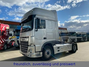 Tractor unit DAF * XF 106.480 * SUPER SPACE CAB * TOPZUSTAND *