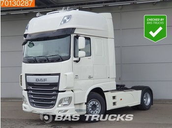 Tractor unit DAF XF 460 4X2 SSC Intarder ACC 2x Tanks Euro 6