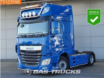 Tractor unit DAF XF 460 4X2 SSC Intarder Standklima ACC 2x Tanks LED Euro 6