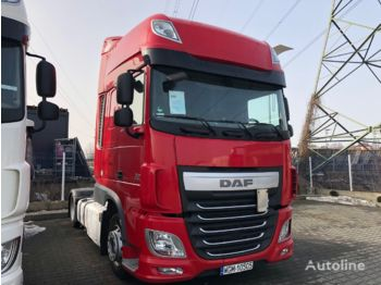Tractor unit DAF XF 460 FT LOW-DECK SUPER SPACE CAB