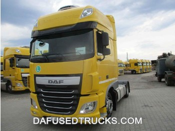 Tractor unit DAF XF 460 FT Low Deck