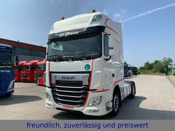 Tractor unit DAF *XF 460*SUPER SPACE CAP*EURO 6*RETARDER*ALCOA*