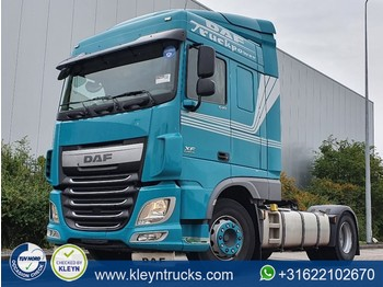 Tractor unit DAF XF 460 spacecab pto+hydr.: picture 1