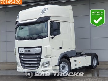 Tractor unit DAF XF 480 4X2 SSC ACC Intarder 2x Tanks Euro 6