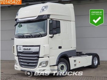 Tractor unit DAF XF 480 4X2 SSC Intarder ACC 2x Tanks Euro 6