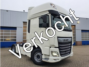 DAF XF 480 FT 4x2 SSC Super Space Cab | LED | PTO voorbereiding | MX Engine Brake (1/2 NIEUW) - tractor unit