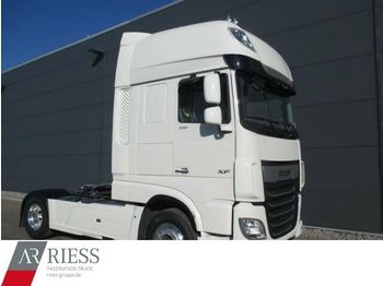Tractor unit DAF XF 480 FT SSC Alcoa, LED, PCC, Navi, Intarder