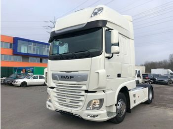 Tractor unit DAF XF 480 FT SuperSpaceCab, Standklima, Euro-6