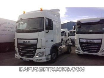 DAF XF 510 FT - tractor unit