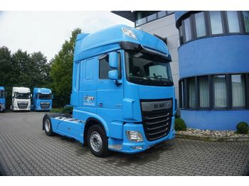 DAF XF 530 FT SSC, Standklima  - tractor unit