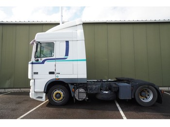 Tractor unit DAF XF 95.380 MANUAL GEARBOX