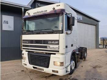DAF XF 95.430 4x2 tractor unit - TOP - tractor unit