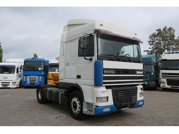 DAF XF 95. 430 (EURO 2) !!! MANUAL DIESEL INJECTION - tractor unit