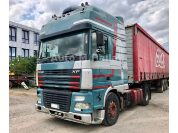 Tractor unit DAF XF 95.430 SuperSpace Manualgear / EURO 3 / Retar: picture 1