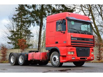 DAF XF 95.480 1998 EURO 2 10 tyres - tractor unit