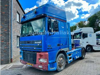 Tractor unit DAF XF 95.480 SuperSpaceCap Manualgear / EURO 2 /