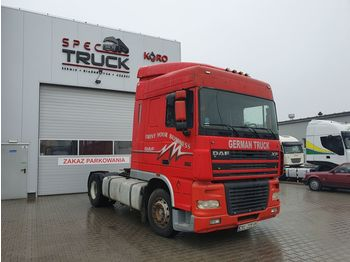 DAF XF 95 530 ,Steel/Air, Automat - tractor unit
