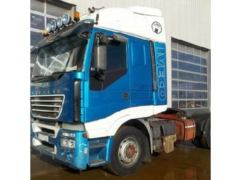 Iveco Stralis - tractor unit