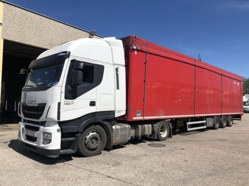 Tractor unit Iveco Stralis 460,Highway,Euro6 , Hydraulik