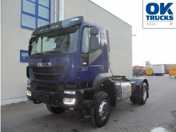 Tractor unit Iveco Stralis AD400T41WT