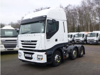 Iveco Stralis AS440S45 Euro 5 6X2 RHD - tractor unit