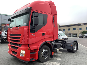 Tractor unit Iveco Stralis As