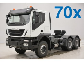 Tractor unit Iveco Trakker 480 - 6x4 - 70x for sale