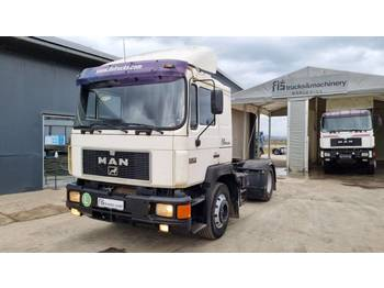 MAN 19.402 4X2 tractor unit- perfect - tractor unit