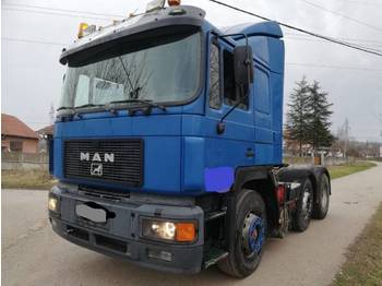 MAN 26.422 6X2 tractor unit - perfect - tractor unit