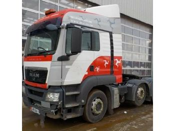 MAN TGS26.440 - tractor unit