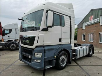 MAN TGX 18.440 XLX | ZF INTARDER | NIGHT AIRCO | 549  - tractor unit