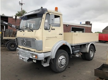 MERCEDES-BENZ 1626 AS - tractor unit