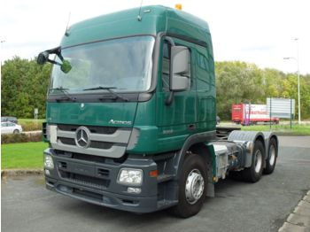 Tractor unit Mercedes-Benz 3351 V8, TW 150 t, VOITH, ADR, etc...