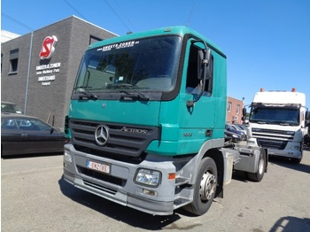 Tractor unit Mercedes-Benz Actros 1832 Eps 3 pedals