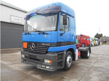 Tractor unit Mercedes-Benz Actros 1840 (BIG AXLE)
