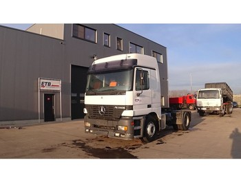 Mercedes-Benz Actros 1840 (BIG AXLE / VERY GOOD CONDITION / EPS-GEARBOX WITH CLUTCH) - tractor unit