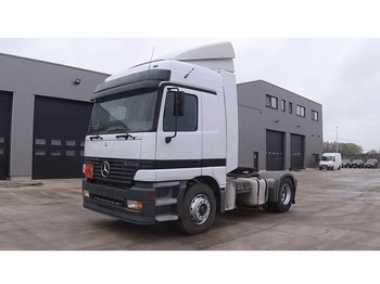 Tractor unit Mercedes-Benz Actros 1840 (GOOD CONDITION)