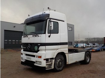 Tractor unit Mercedes-Benz Actros 1840 Mega Space (BIG AXLE / PERFECT)