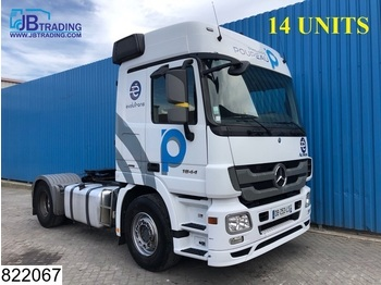 Tractor unit Mercedes-Benz Actros 1844 EURO 5, Airco, Powershift, 14 UNITS