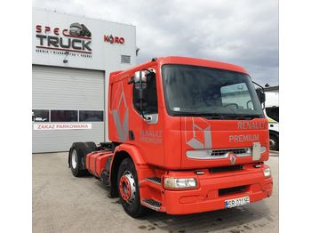 RENAULT Premium 340, Steel /Air, Manual - tractor unit