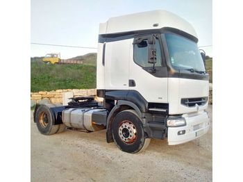 RENAULT Premium 385 left hand drive 469108 Km hub reduction Euro 2 - tractor unit