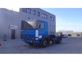 Tractor unit Renault R 420 Major (2 CULASSE / SUSPENSION LAMES / GRAND PONT)