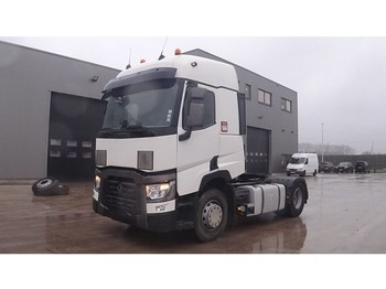 Renault T 460 SleeperCab (EURO 6 / BELGIAN TRUCK IN PERFECT CONDITION) - tractor unit
