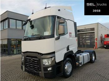 Tractor unit Renault T 480 / VOITH Retarder / NAVI / 2 Tanks