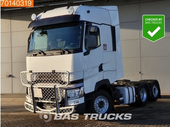 Renault T 520 6X2 Retarder Liftachse ADR 2x Tanks High Euro 6 - tractor unit