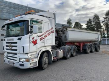 Tractor unit SCANIA R500