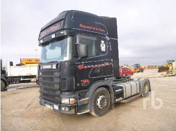 SCANIA R580 4x2 - tractor unit